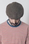 gorra-vintage-cuadro-marron-3
